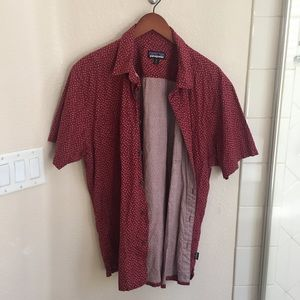 Patagonia XL button down shirt